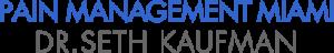 Pain Management Miami Dr. Seth Kaufman